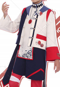 My Hero Academia Shoto Todoroki Cosplay Costume Daily Tide Outfits