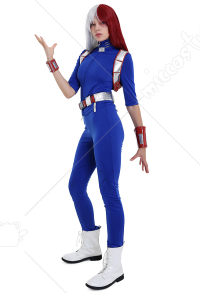 My Hero Academia Cosplay Kostüm Shoto Todoroki Uniform Weibliche Version