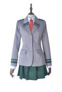 My Hero Academia Female Cosplay Costume School Uniform