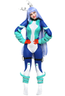 My Hero Academia Nejire Hado Hero Costume Jumpsuit Cosplay Costume Fullset