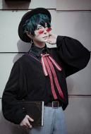 My Hero Academia Izuku Midoriya Deku Hero Magazine Daily Uniform Suit Cosplay Costume