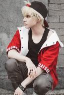 My Hero Academia Katsuki Bakugou Weekly Magazine Style Hooded Jacket Coat Full Set Cosplay Costume
