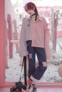 My Hero Academia Shoto Todoroki Long-sleeve Shirt Cosplay Costume