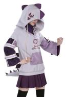 My Hero Academia Kyoka Jiro Daily Dinosaur Hoodie Outfit Cosplay Costume