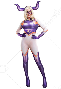 My Hero Academia Mount Mt Lady 3D Printed Jumpsuit Cosplay Costume