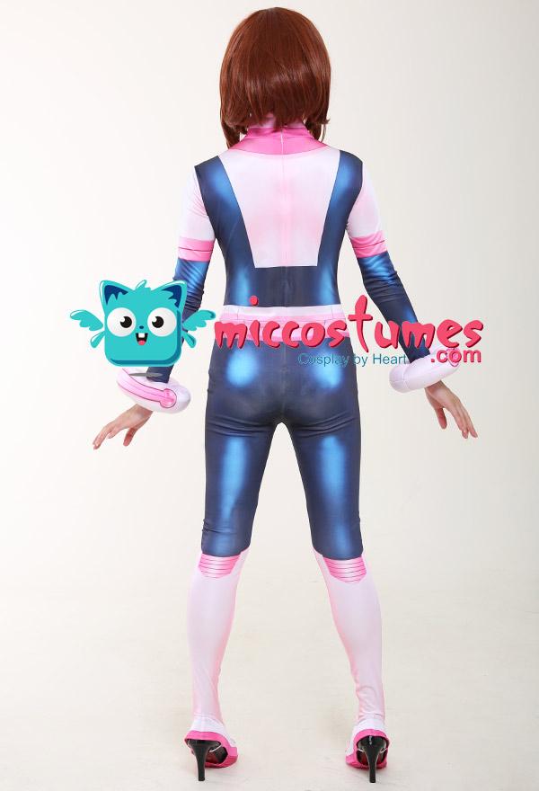 3D Bedruckt My Hero Academia Ochako Uraraka Cosplay Kostüm Body