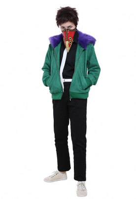 My Hero Academia Kai Chisaki Overhaul Cosplay Costume