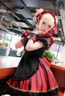 My Hero Academia Himiko TogaCosplay Little Hero Maid Costume
