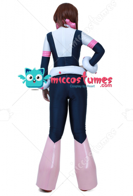 [Free US Economy Shipping] My Hero Academia Ochako Uraraka Cosplay Jumpsuit Costume