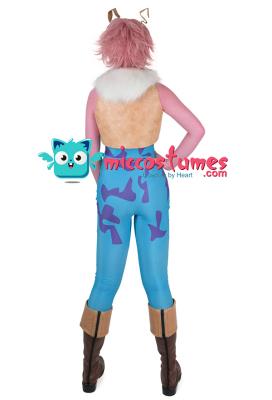 My Hero Academia Mina Ashido Cosplay Costume
