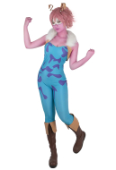 My Hero Academia Mina Ashido Cosplay Costume
