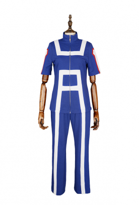My Hero Academia U.A High Gym Suit Cosplay Costume Sportswear