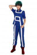 [Free Shipping]My Hero Academia U.A High Gym Suit Cosplay Costume Sportswear