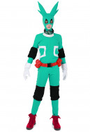 My Hero Academia Midoriya Izuku Deku Cosplay Costume Sportswear Hero Suit