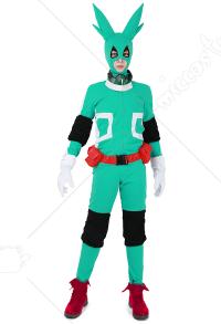 398db70a86f0 My Hero Academia Midoriya Izuku Deku Cosplay Costume Sportswear