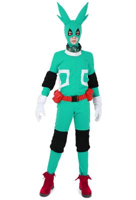 Mein Held Academia Midoriya Izuku Deku Cosplay Kostüm Sportbekleidung