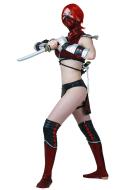 Mortal Kombat Skarlet Cosplay Costume