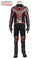 Superhero Deluxe Handmade Jumpsuit Cosplay Costume Inspired by Ant-Man Scott Lang Custom Made
