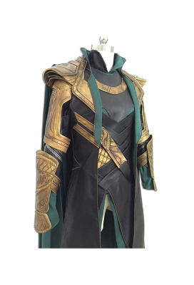 Superhero Deluxe Handmade Cosplay Costume Inspired by Loki Laufeyson Lady Loki Custom Made