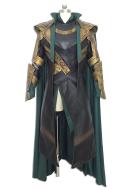 Marvel Comics Loki Laufeyson Lady Loki Cosplay Costumes
