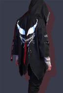 Super Hero Daily Dust Coat Cosplay Costume Inspired by Venom Movie