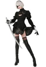 Nier: Automata YoRHa No.2 Type B 2B Cosplay Kostüm