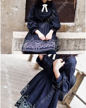Manchy NieR: Automata 2B YoRHa No.2 Type B Cosplay Dress