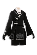 Delusion Nier: Automata YoRHa No.9 Type S 9S Cosplay Ouji Costume