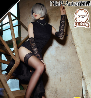 Nier: Automata 2B YoRHa No.2 Type B Cosplay Costume