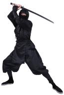 Japanese Ninja Cosplay Costume for Adults with Hood and socks