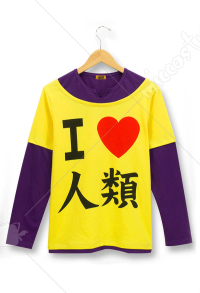 Manchy No Game No Life Cosplay T-shirt