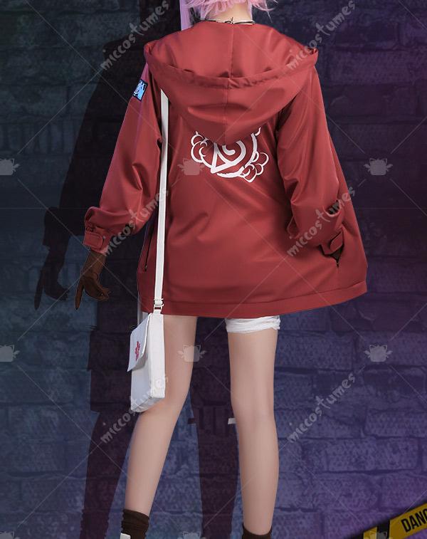 Sakura Haruno Costume - Naruto Cosplay | Daily Coat for Sale