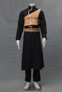 Naruto Gaara Black Cosplay Costume