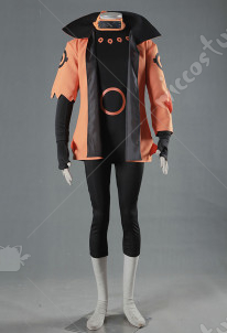 Naruto Uzumaki 14th Hokage Cosplay Costume
