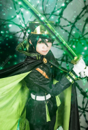 Delusion Seraph of the End Hyakuya Yuichiro Cosplay Costume
