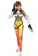 Overwatch Tracer Lena Oxton Cosplay Kostüm