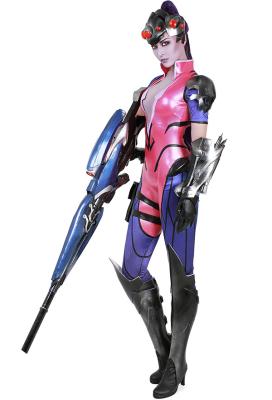 Overwatch Widowmaker Amélie Lacroix Cosplay Costume