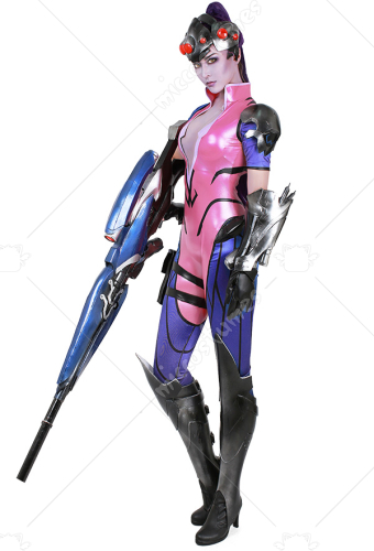Overwatch Widowmaker Amélie Lacroix Cosplay Costume