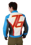 Overwatch Soldier: 76 Cosplay Jacket Coat