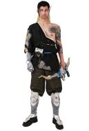 Overwatch Hanzo Shimada Cosplay Kostüm