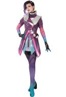 Overwatch Sombra Cosplay Costume