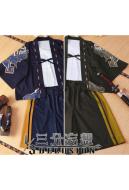 Overwatch Hanzo Shimada Kimono Top Cosplay Costume