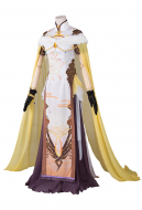 Overwatch Mercy Chinese Style Cheongsam Angela Ziegler Cosplay Costume