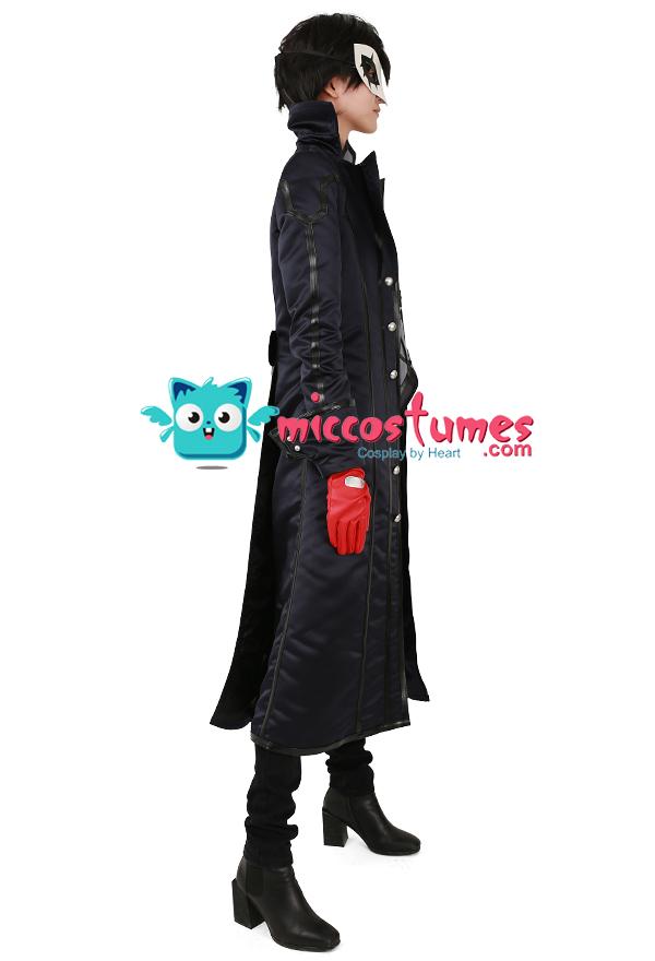 Persona 5 Protagonist Phantom Dieb Cosplay Kostüm