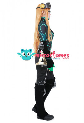 Persona 5 Futaba Sakura Phantom Thief Cosplay Costume
