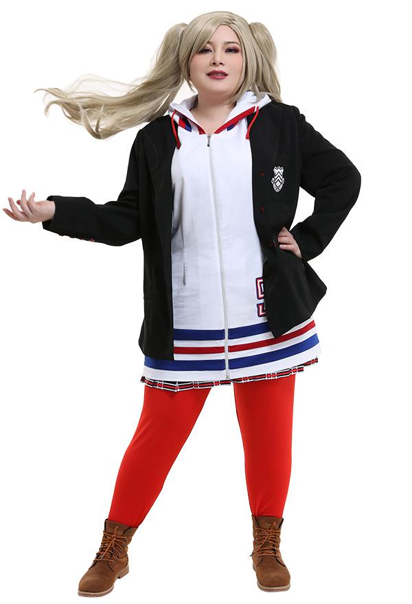 Übergröße Persona 5 Ann Takamaki Cosplay Kostüm Curvy Kostüm