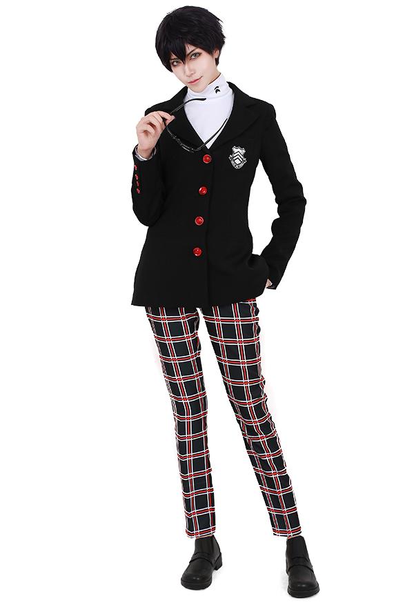 Persona 5 Protagonist Ren Amamiya Cosplay Kostüm