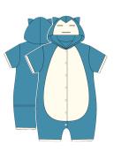 Snorlax Anime Daily Kigurumi Pajamas Cute Japanese Style Pajamas for Summer and Winter