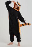 KigurumiLittle Raccoon Onesie Pajama Cartoon Animal Polar Fleece Male Female Animal Costume