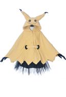 Pokémon Pikachu Mimikyu Halloween Cloak Dress Costume for Adults